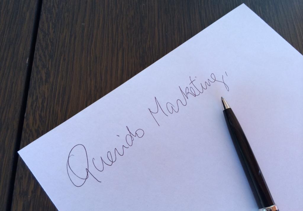QUERIDO MARKETING, …CREO QUE HAS PERDIDO TU MAGIA